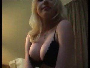Super Hot Blonde Casting free