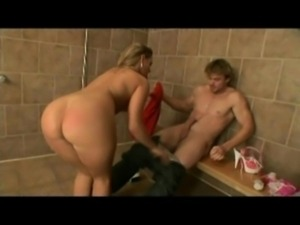 Brianna Love Caught Squirting in Boys Bathroom free