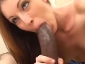 Brandi Lyons  My Wife's 1st Monster Cock