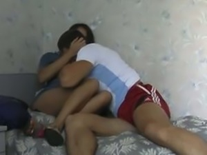 Ukrainskaia Couple  Hidden Cam