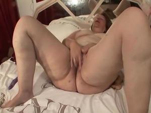 Mature Big Butt BBW Nancy Solo
