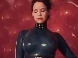 Bianca Beauchamp Latex Bubble free