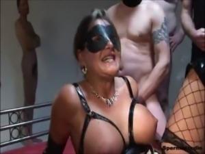 Deutscher Porno Gangbang free