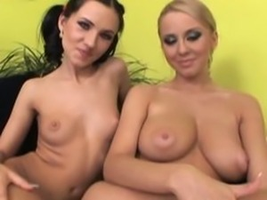 Sasha Rose and Mandy Dee