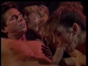 Battle Of Superstars John Holmes Vs. Peter North (1980s) clip1 free