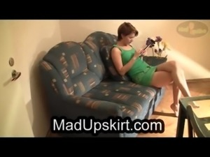 Upskirt porn video free