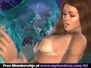 Hot 3D sex free