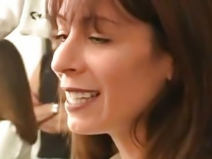 Christy Canyon photoshooting. From 'Thinking XXX' movie
