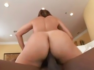 Lex Steele Smashing Brunette MILF