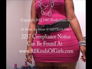 See all of Sasha's videos at AllKindsOfGirls.com . Please support our website...