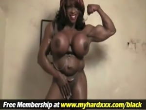 Black muscles free