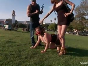 training a chubby bitch