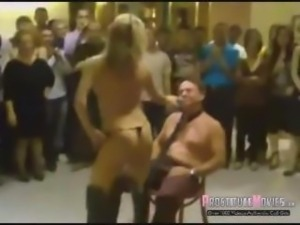 Stripper Funny Show birthday