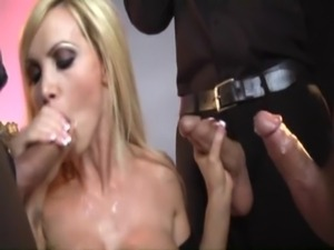 Nikki Benz Superstar Blowbang free