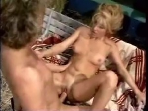 Joey Silvera Cums On Her Nipple