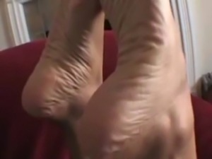 Queen She-ba Up Close To Her Soles free