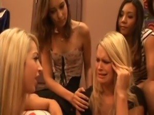 Young Lesbians use the bitch next door  xHamster.com free