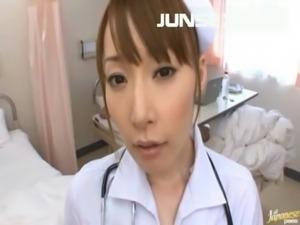 Iho Ashina Hot Asian Nurse Gives A Blowjob free