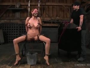 sex slave tortured on wheels