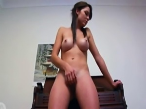 Gf films herself having an awesome orgasm