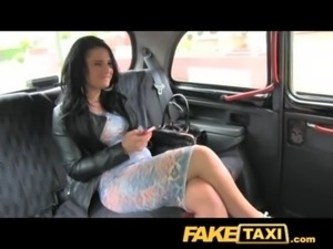 FakeTaxi Keep your money darling and suck my cock instead free