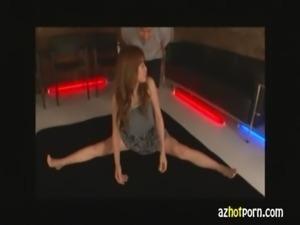 AzHotPorn.com - Beauty Honey Lewd Sex Debut Part 2 free