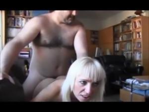 Torbe fucks curvy blonde milf free