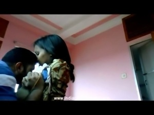 bangladeshi college girl roshnie jessore sex scandal getting her boobs sucked...