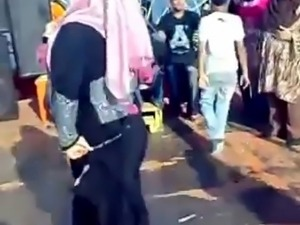 hijab dance on nile