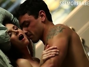 Sexy hot milf India Summer cum blasted