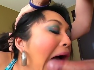 Jonni Darkko,Mika Tan and Winston Burbank are having amazingly hot threesome