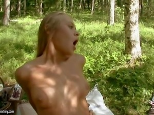 Willa is a cute young blonde that loves anal sex