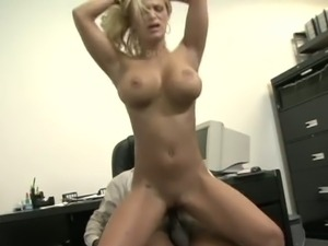 Horny secretary shyla stylez analized