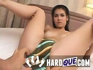 Maria Ozawa Fucked in Bed cum shot