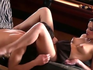 Man gets hard examining every inch of perfect fresh body of Jenna Ross. He...