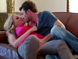 Julia Ann is his girlfriend's mother and she has lovely