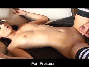 Mimi Rayne is my next-door neighbor. She's very quiet and shy. Every time I...