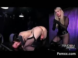 Hot Erotic Teen Appealing Femdom Porn