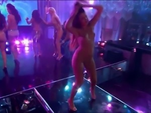Sexy playboy party girls