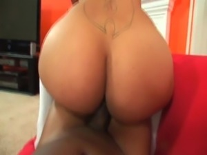 Bigass Mercedes Santos Birds Eye View POV BBC free