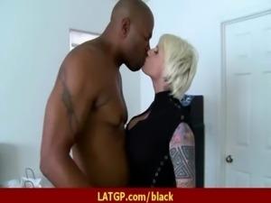 Huge black cocks in wet milfs pussy 17 free