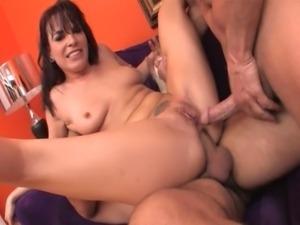 Dana DeArmond Scene 2 -  A2M 12 The Art of Ass to Mouth