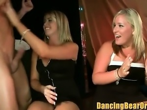 Amateur Strip Club Debauchery