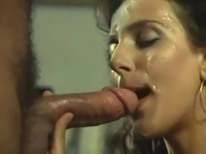 Delicious Blowjob and Facial vintage classic free