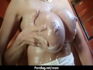 Huge tits milf hottie nailed hard 19 free