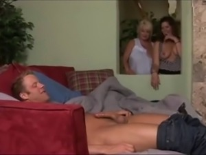 Hot Curvy Cougar Fucked Hard