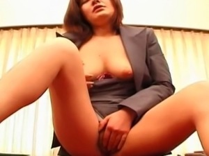 Anna Yumisaki is a gorgeous office chick from Japan and she has decided to...