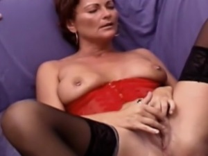 Mature with pieced nipples in the rough fuck