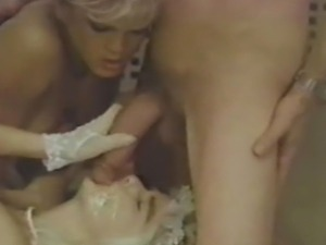 silver haired girl sex game