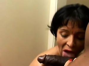 Showering Milf Fucks Friend Of The Family Part 2